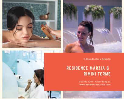 Rimini Terme: il benessere per tutte le età