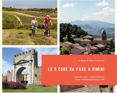 Le 5 cose da fare a Rimini