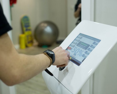 Residence offer with osteo-muscular program package